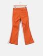 Jeans campana naranja Lois