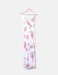 a965f02f3 Maxi vestido floral Olidi Shop