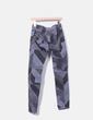 Pantalón denim bicolor Desigual