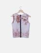 Camiseta estampada con mariposas Stradivarius