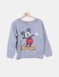 Sweat-shirt gris Springfield