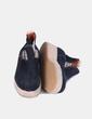 Botín negro con suela de esparto Neon Boots