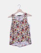 Camiseta estampado floral Forever 21