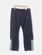 Pantalón deportivo negro raya blanca Adidas