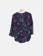 Camisa estampado floral Zara