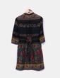 Robe multi-couleurs indi Pedro del Hierro