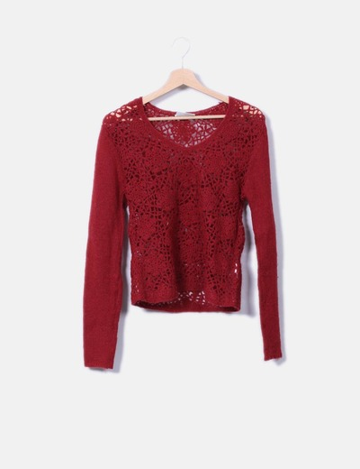 Jersey rojo suchita