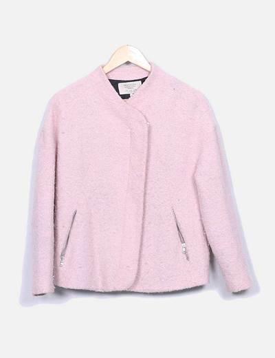 c0644f28a6db Zara Pullover hellrosa (Rabatt 77 %) - Micolet