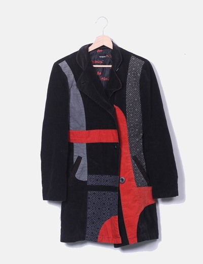 Manteau long Desigual