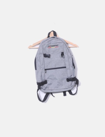 Gray backpack Sigmadiamant