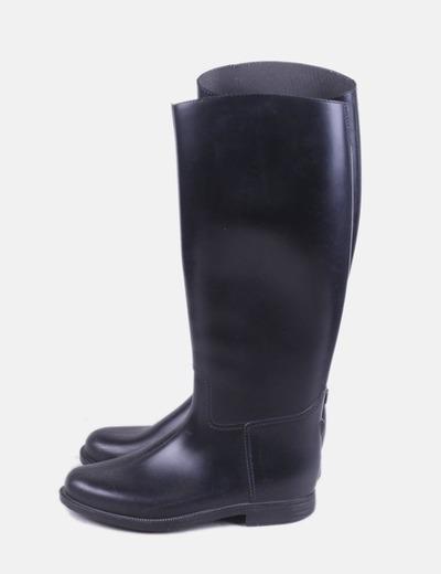 zapatos deportivos 6189e cca4d Bota de agua negra