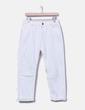 Jeans denim blanco Bimba&Lola