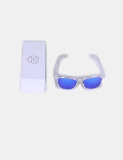 Montura Gafas Transparente Sol De doCWrBex