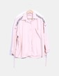 Camisa rosa hombros lentejuelas Valentina