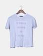 Camiseta print letras Reserved