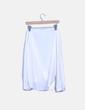 Blusa blanca semitransparente Suiteblanco