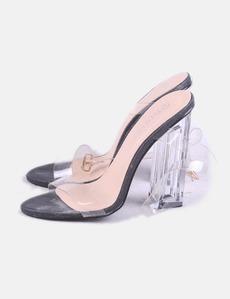Sandali con tacco Tulipano 1b4a8992a1e