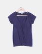 Camiseta azul marino Pilar Prieto