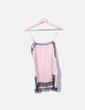 Blusa rosa lencera Zara