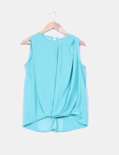Camisa verde mint  S&W