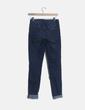 Jeans skinny con dobladillo H&M