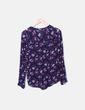 Camisa estampado floral C&A