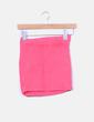 Mini falda fucsia texturizada elástica Bershka