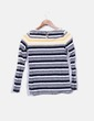 Pull rayé tricot Promod