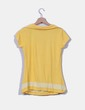 Camiseta amarilla  ONLY