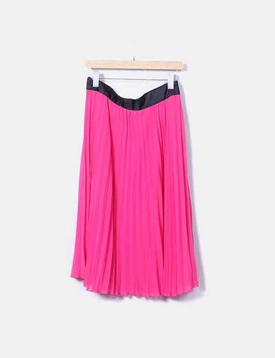 H&M midi skirt