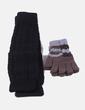 Pack guantes y calentadores NoName