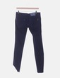 Jeans denim pitillo azul oscuro Stradivarius