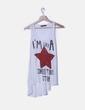 Camiseta estampada de tirantes Shana