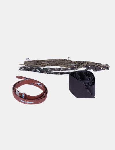Conjunto de cinturones NoName