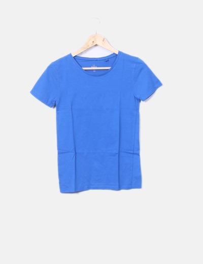 T-shirt bleu puissance C&A