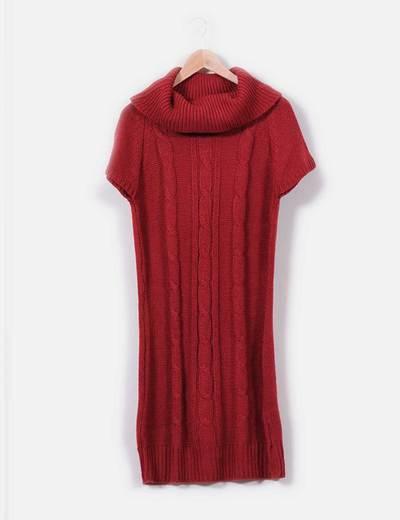 Robe rouge une paire de huit C&A
