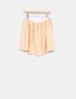 Mini falda vuelo naranja flúor Fashion Pills