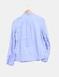 Blusa azul manga larga Easy Wear
