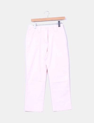 Pantalón rosa palo NoName