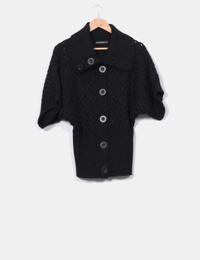 Suéter punto grueso detalle botones Easy Wear