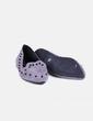Sapatos rasos com tachas NoName