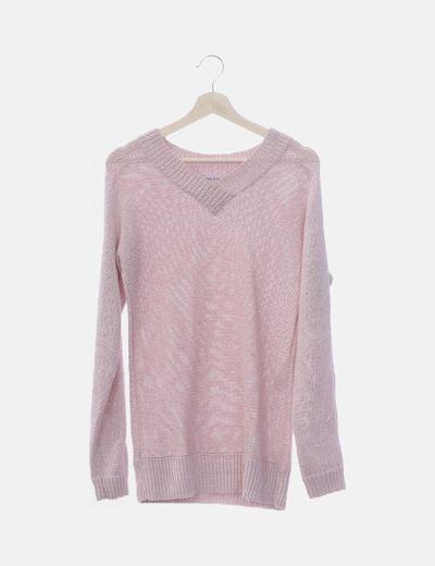 Jersey rosa palo