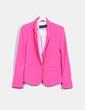 Blazer rosa fucsia Zara