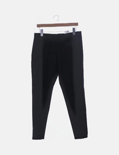 Pantalón chino negro
