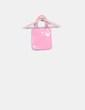 Bolso rosa acharolado Suiteblanco