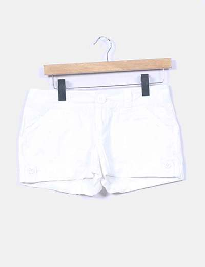 Short blanco Vero Moda