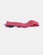 Cinturón efecto polipiel en rojo H&M