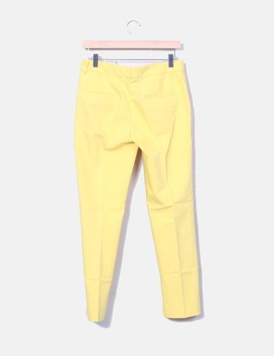 Chino Micolet Zara descuento Amarillo Pantalón 72 XXq51