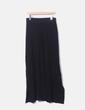 Palazzo tricot black trousers Zara