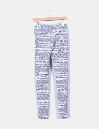 Legging estampado etnico